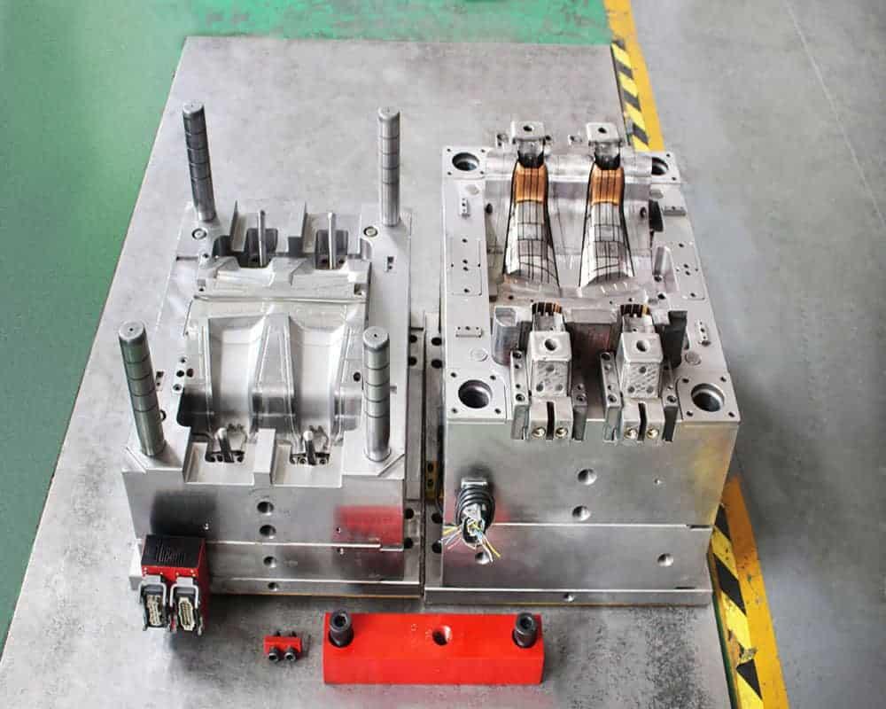 ساخت قالب صنعتی