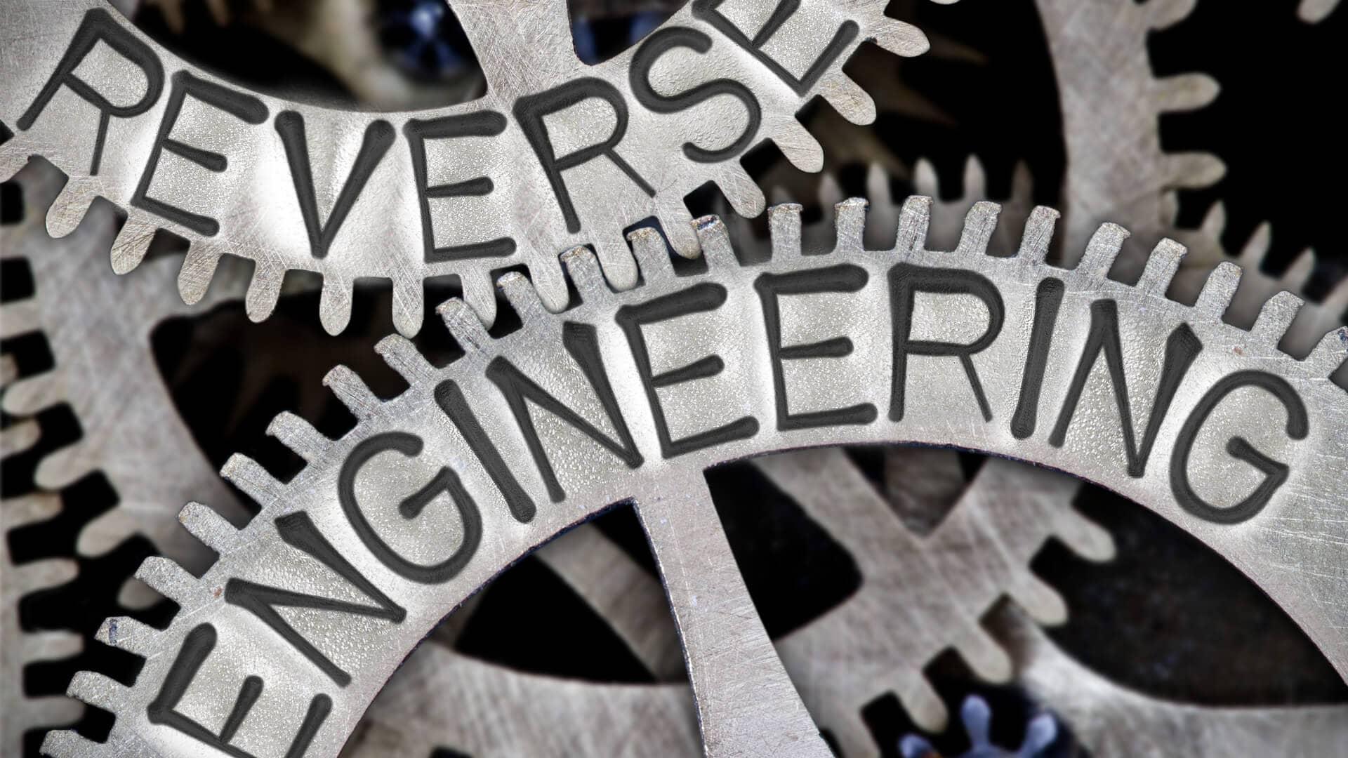 مهندسی معکوس گروه صنعتی های تک