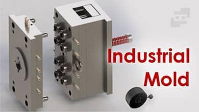 تولید قالب صنعتی